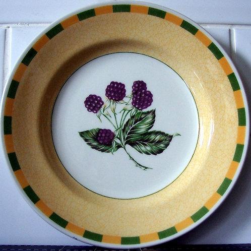 Churchill Somerset Fruits Salad Dessert Plate