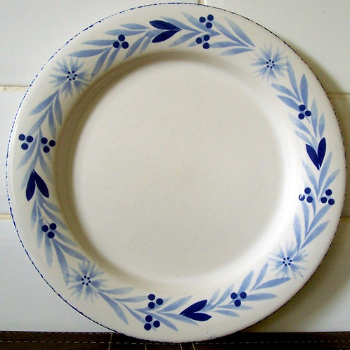 Hornsea Pottery Provence Dinner Plate