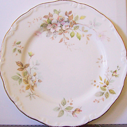 Royal Albert Haworth Tea Plate