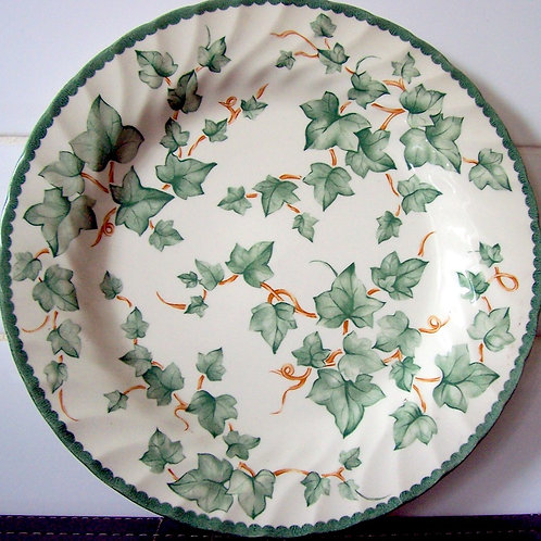 BHS British Home Stores Country Vine Dinner Plate