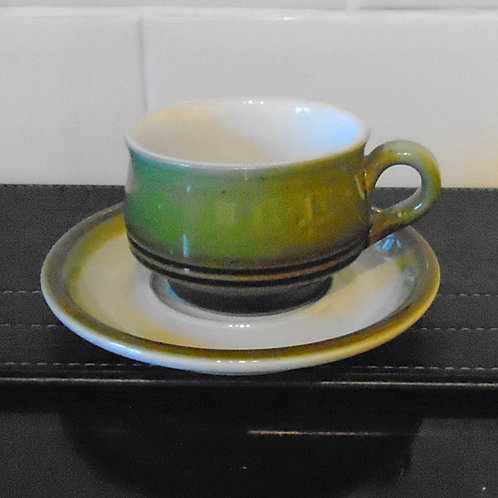 Denby Rochester Cup and Saucer