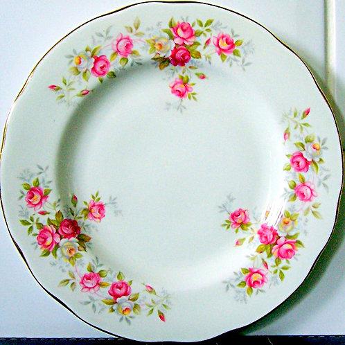 Duchess June Bouqet Salad Dessert Plate
