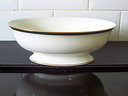 Royal Grafton Warwick Green Oval Serving Vegetable Dish