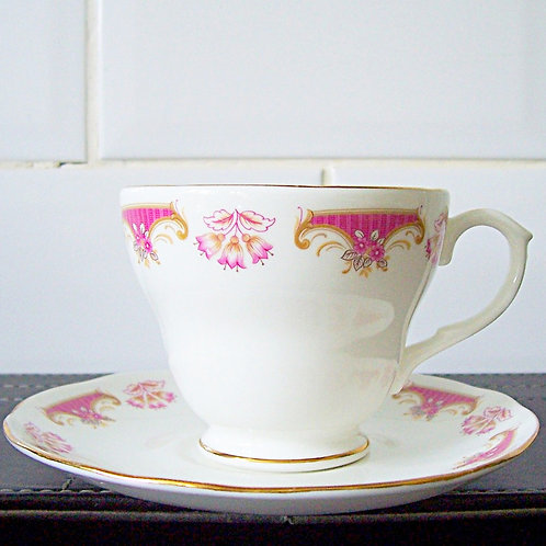 Duchess Stirling Cup & Saucer