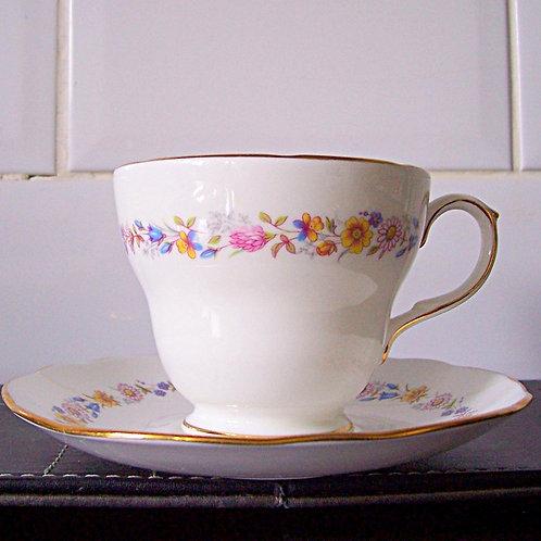 Duchess Meadowsweet Cup & Saucer