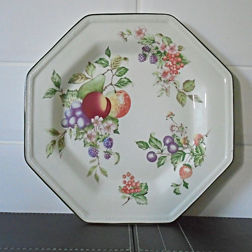 Johnson Brothers Fresh Fruit Dinner Plate