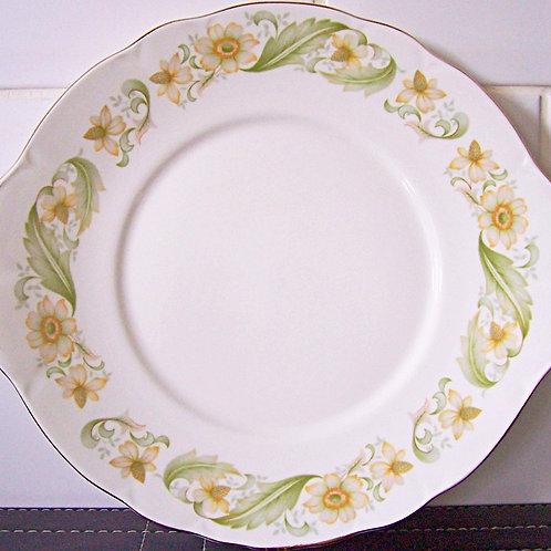Duchess Greensleeves Cake Plate