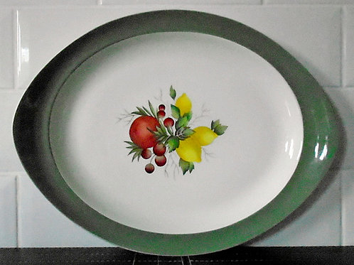 Wedgwood Covent Garden Large Oval Platter