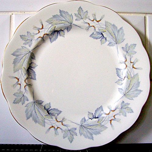 Royal Albert Silver Maple Salad Plate