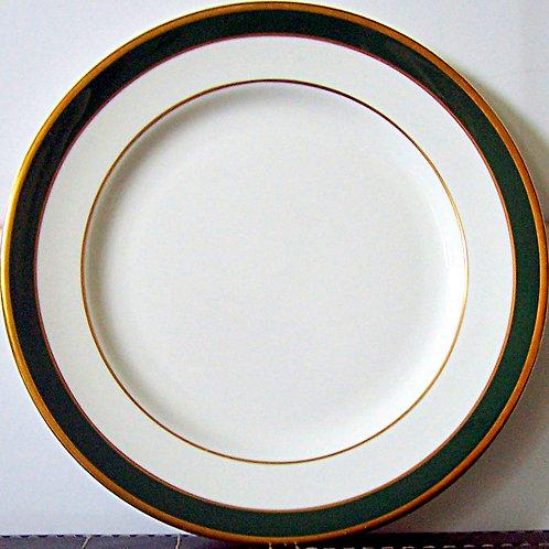 Royal Grafton Warwick Green Tea Plate