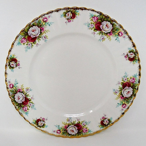 Royal Albert Celebration Dinner Plate