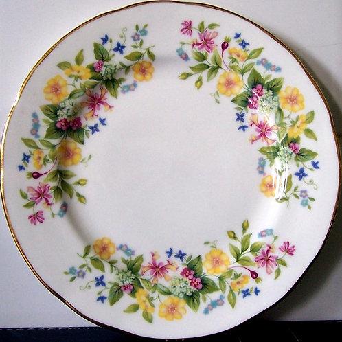 Colclough Hedgerow Tea Plate