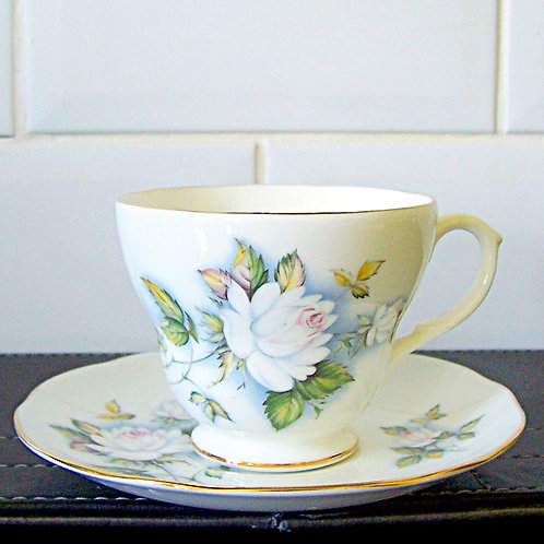 Duchess Ice Maiden Cup & Saucer