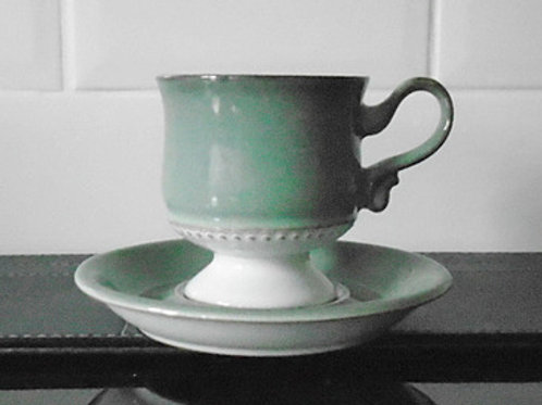 Denby Venice Cup and Saucer