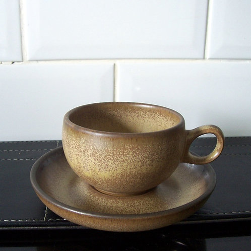 Denby Romany Cup & Saucer