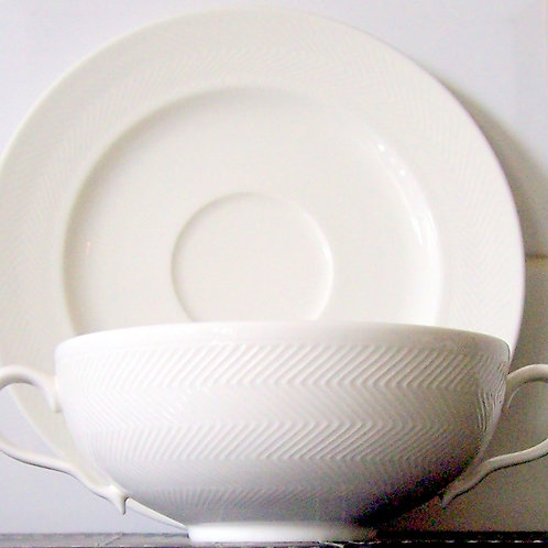 Villeroy & Boch Look Soup Coup Bowl & Stand