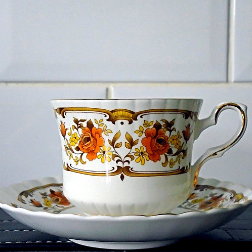 Royal Stafford Clovelly Cup & Saucer