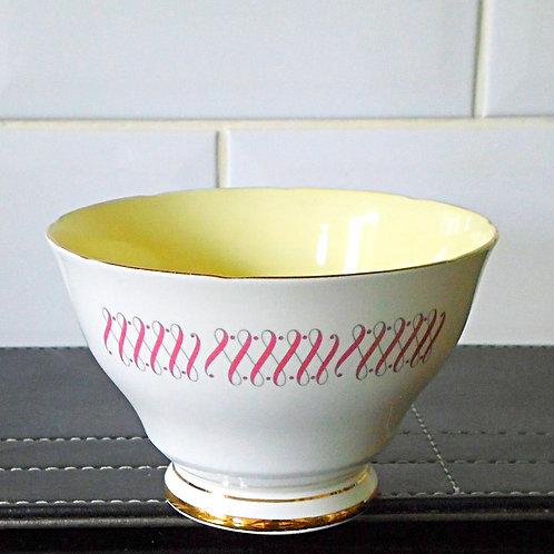 Royal Stafford Lyric Sugar Bowl