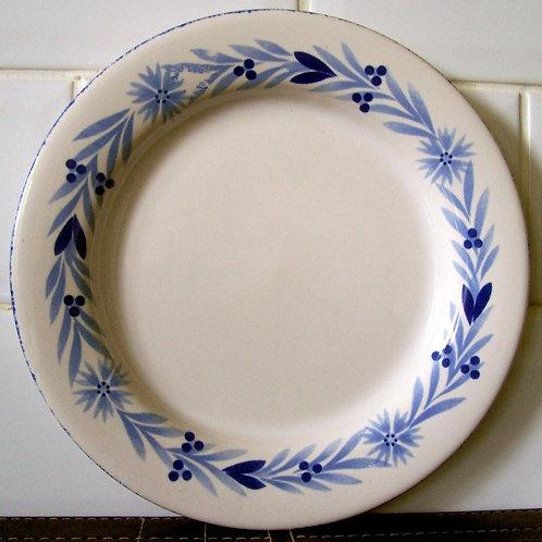 copy of Hornsea Pottery Provence Salad Dessert Plate