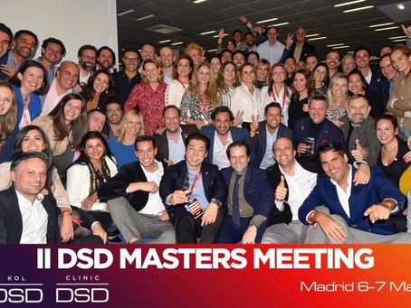 II DSD Masters Meeting- Madrid 2020