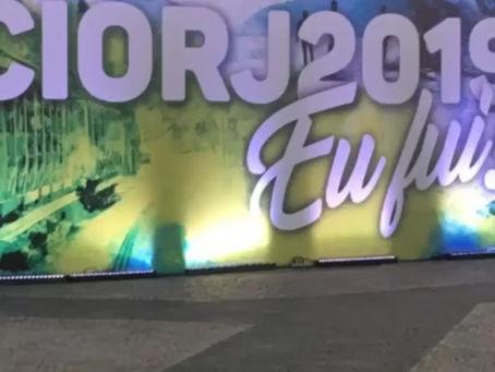 24ª CIORJ- Congresso Internacional de Odontologia do Rio de Janeiro