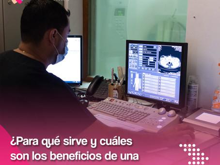 ¿Para qué sirve y cuáles son los beneficios de una Tomografía Multicorte?