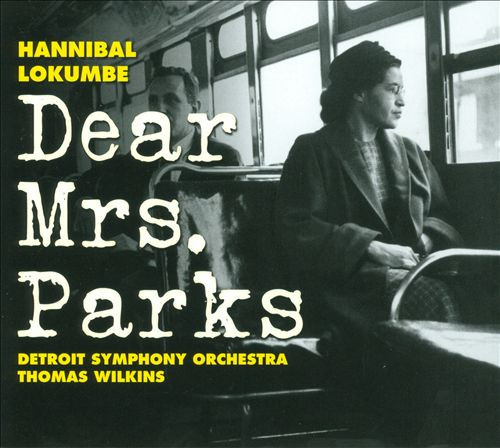 Dear Mrs. Parks - Review by Uncle Dave Lewis