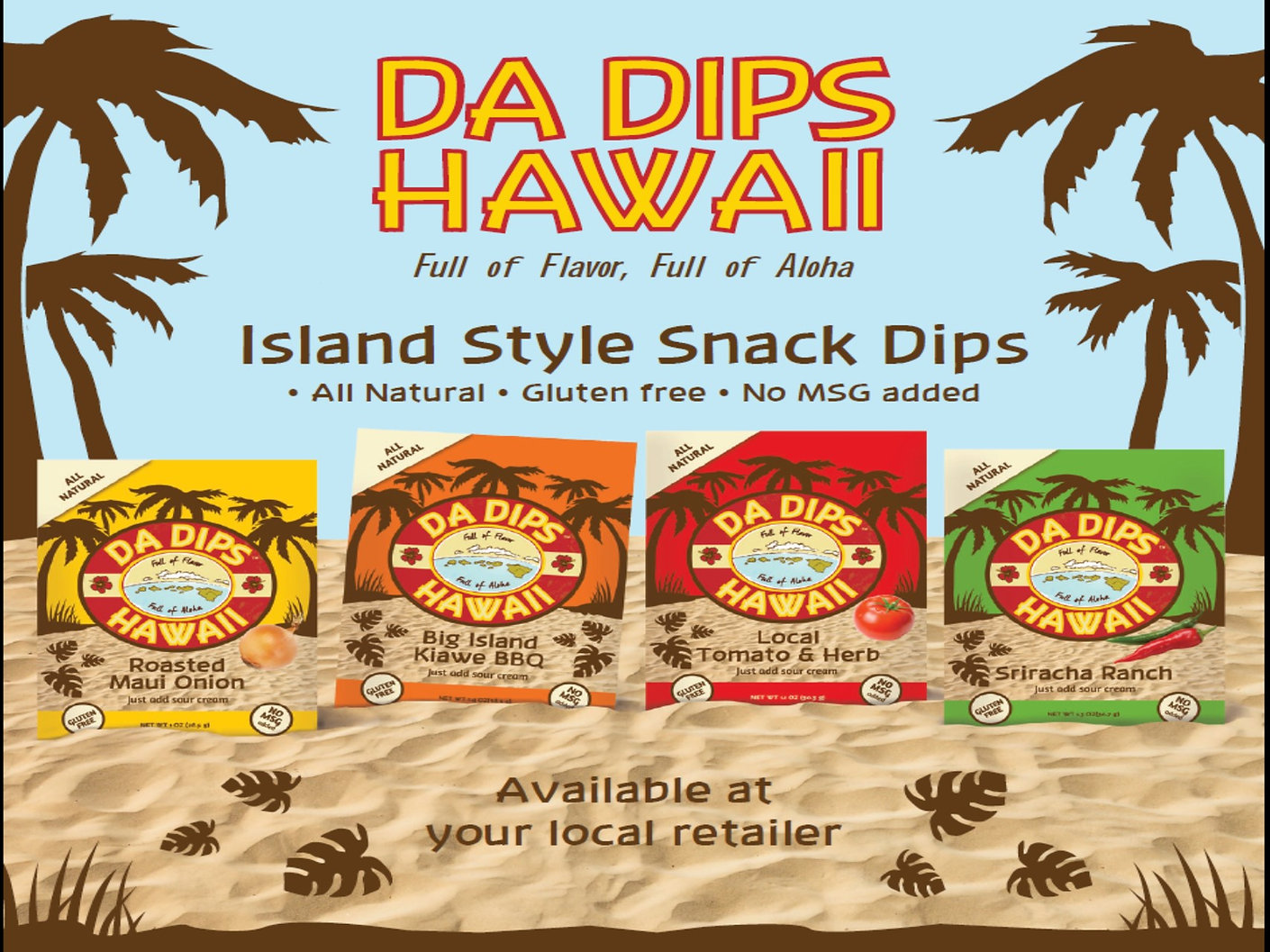 da dips hawaii
