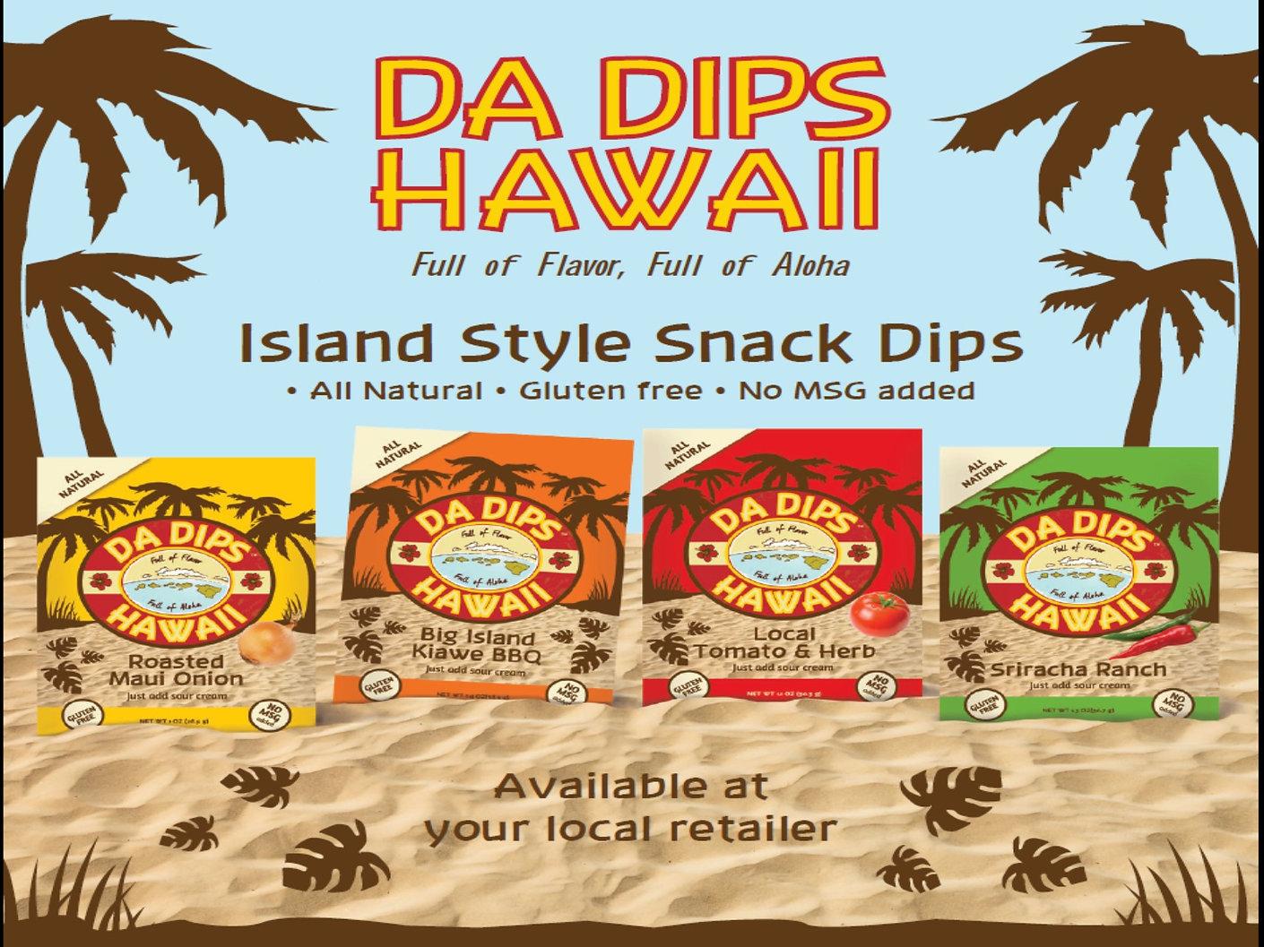 da dips hawaii