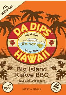 Da Dips Hawaii Big Island Kiawe BBQ