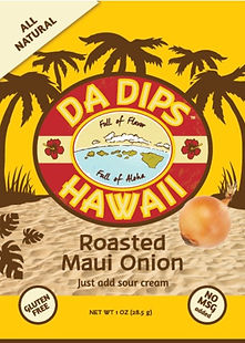 Da Dips Hawaii Roasted Maui Onion
