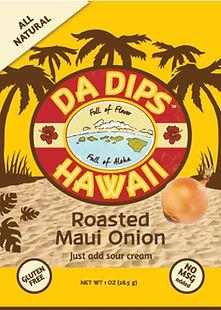 Da Dips Hawaii Roasted Maui Onion
