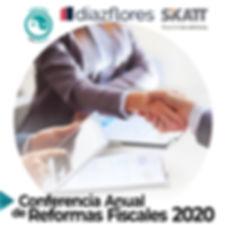 conferencia anual de reformas fiscales w