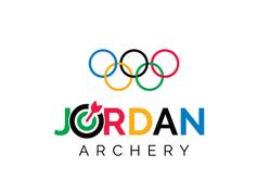 Jordan-Olympics-Archery-Logo-Design-Abz-