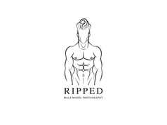 Muscle-Male-Model-Photography-Men-Logos_