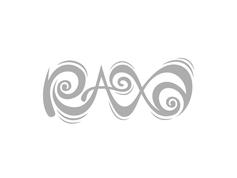 Dance-fitness-yoga-raxa--Logo-Design-Abz