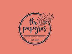 Papryus-flower-elegant---Logos_Abz_Hakim