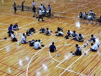 中国中学校バスケットボール選手権大会