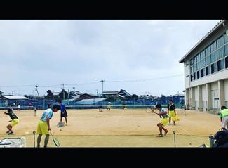 ソフトテニス競技サポート