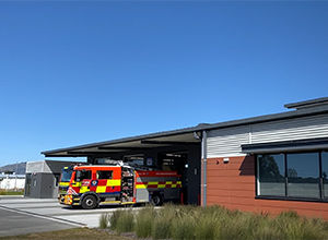 Fire Stations Christchurch