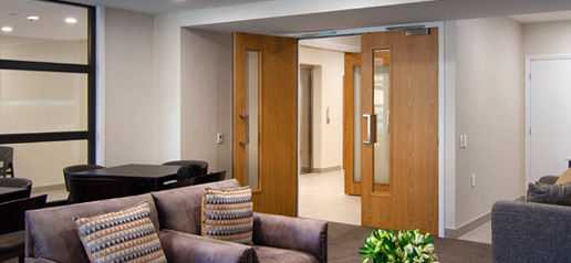 Doors for Hotels and Accommodation