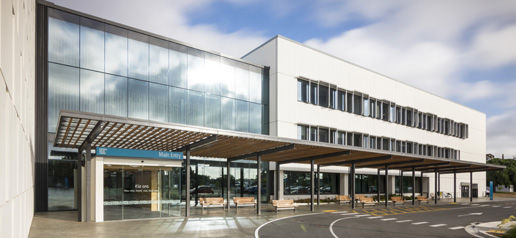 Doors for Hospitals and Aged Care Facilities  - Fire Doors, Acoustic Doors, Specialty Doors