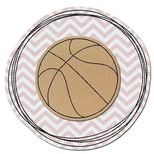 Doodle-Button Basketball 7x7cm