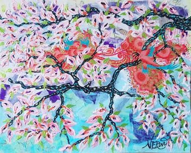 Birds of paradise #3