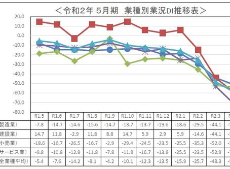 令和2年5月期 小規模企業景気動向調査報告書