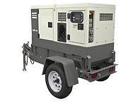 Generador Atlas Copco QAS-25
