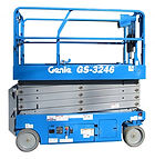Plataforma de Tijera Genie GS-3246