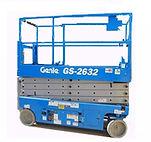 Plataforma de Tijera Genie GS-2632