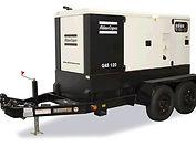 Generador Atlas Copco QAS-120