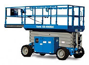 Plataforma de Tijera Genie GS-4069 DC